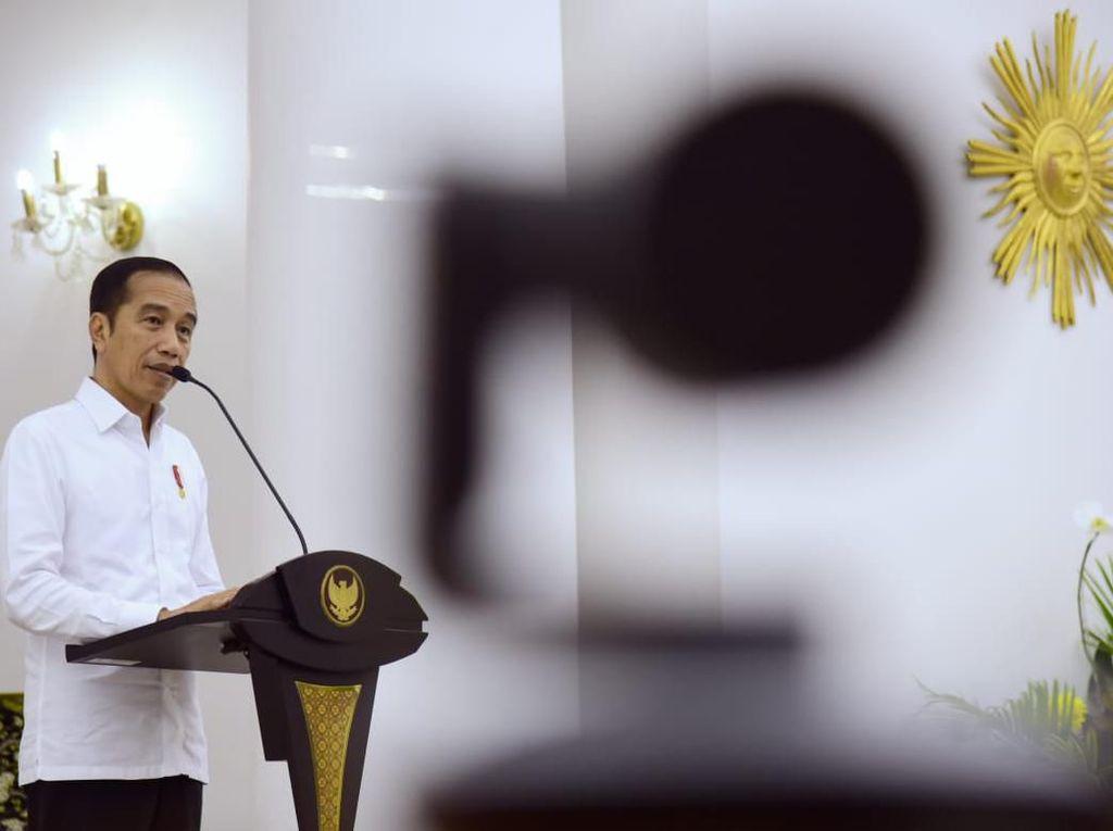 Pernyataan Lengkap Jokowi Soal Fenomena Mudik Lebih Awal di Tengah Corona