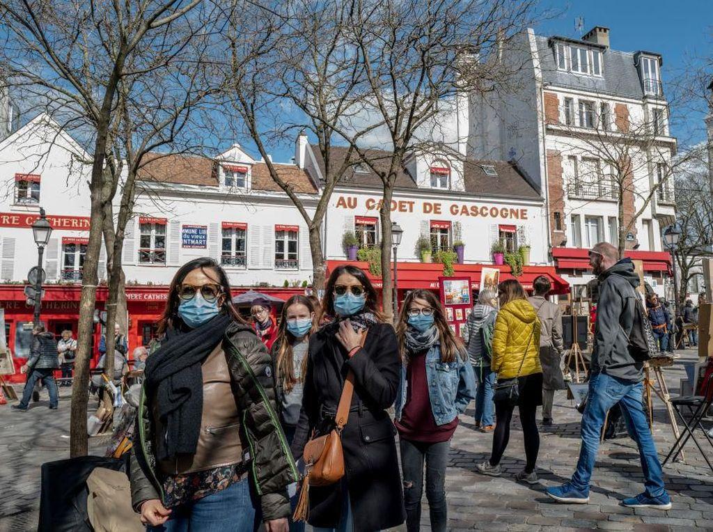 WHO Ingatkan Eropa Masih Berada di Pusaran Badai Pandemi Corona