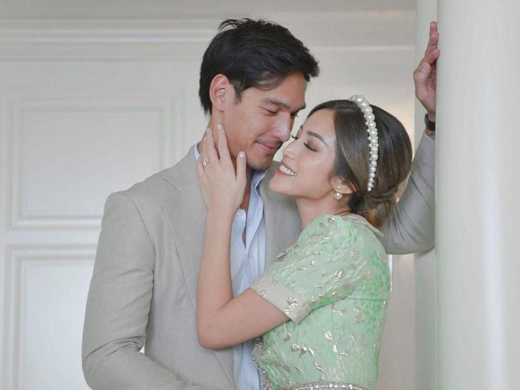 Imbas Corona, Jessica Iskandar-Richard Kyle Tunda Nikah