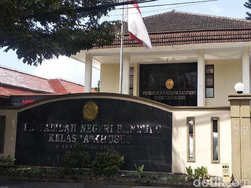 Satu Hakim PN Bandung Positif COVID-19, Bagaimana yang Lain?