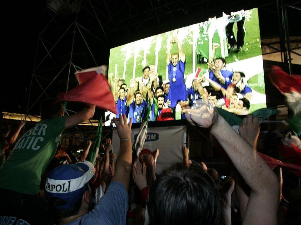 Pemain Italia Juara Dunia 2006 Turun Lapangan Lagi, Lawan Virus Corona