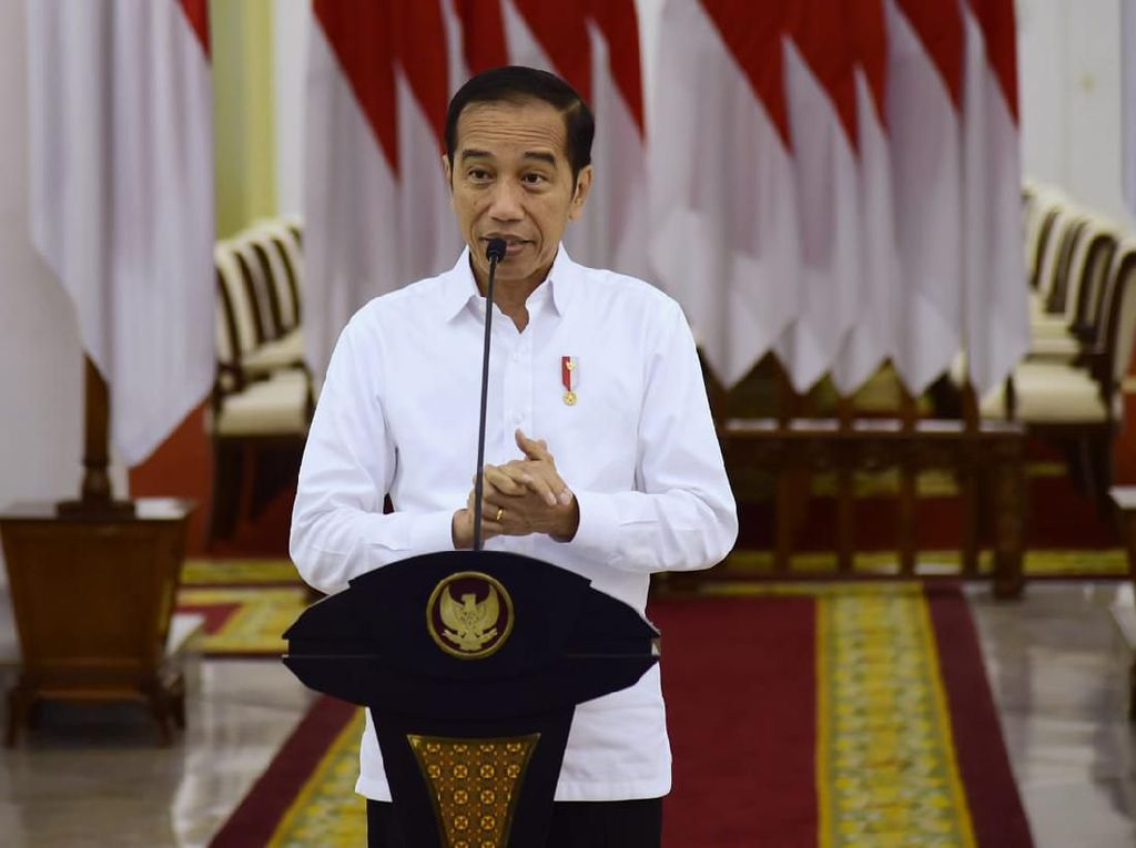 Ada Sidang Online, Jokowi: Pandemi Percepat MA Wujudkan Terapkan Teknologi