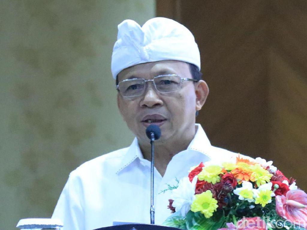 Cegah Corona, Gubernur Bali Larang Pelaksanaan Pawai Ogoh-ogoh