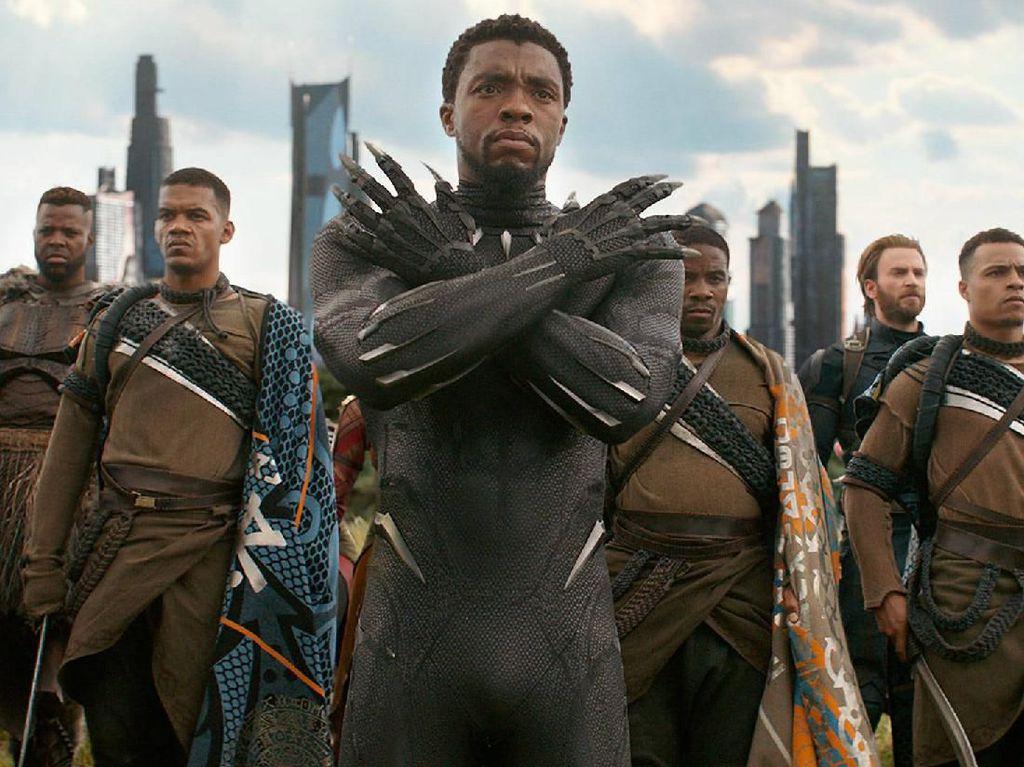 Intip Lagi, Suku-suku yang Dipimpin TChalla di Wakanda