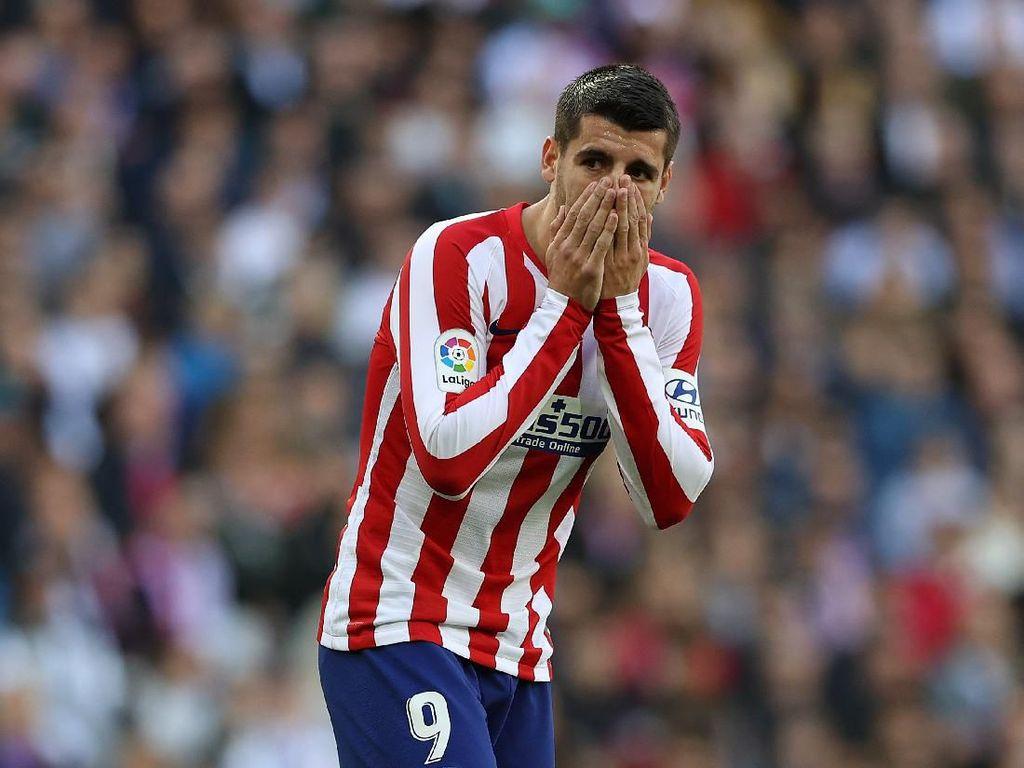 Cedera Otot, Alvaro Morata Absen Enam Pekan