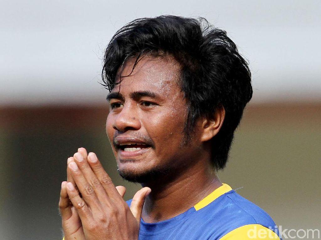 Janji Ilham Udin Armaiyn Bawa Barito Putera Segera Menang