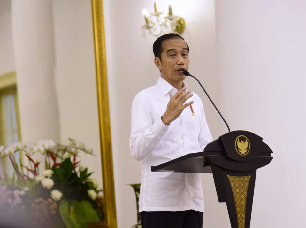 Obat Corona Klorokuin, Jokowi: Ini Produksi Negara Kita!