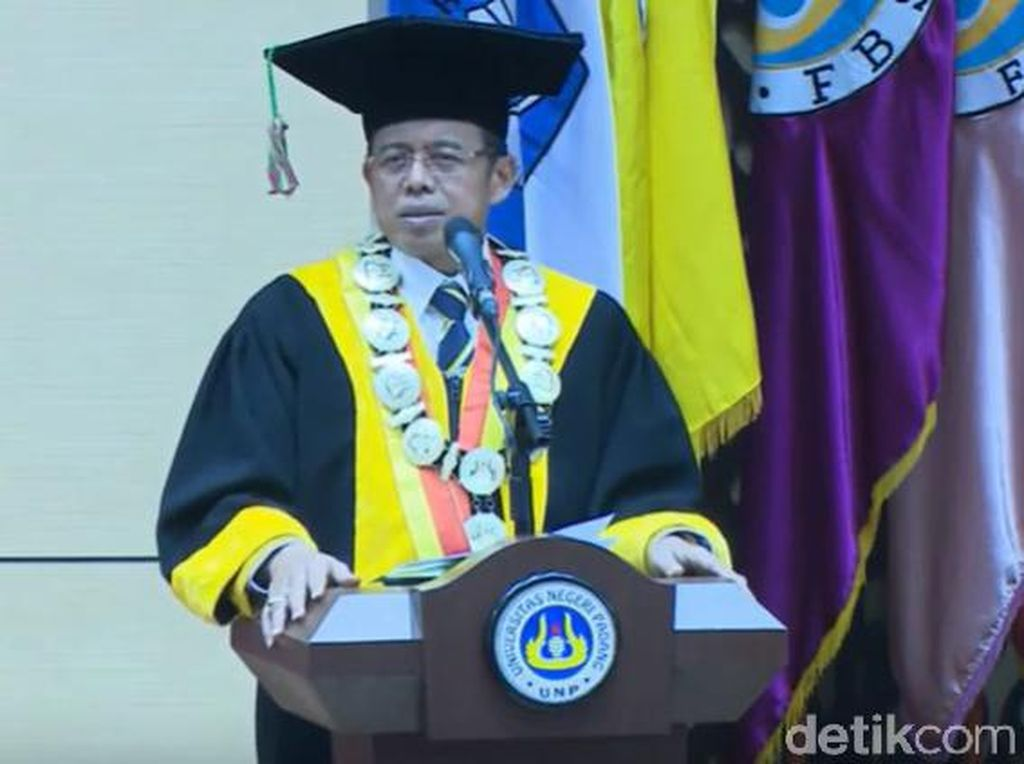 Cegah Penyebaran Corona, Kampus UNP Berlakukan Kuliah Online