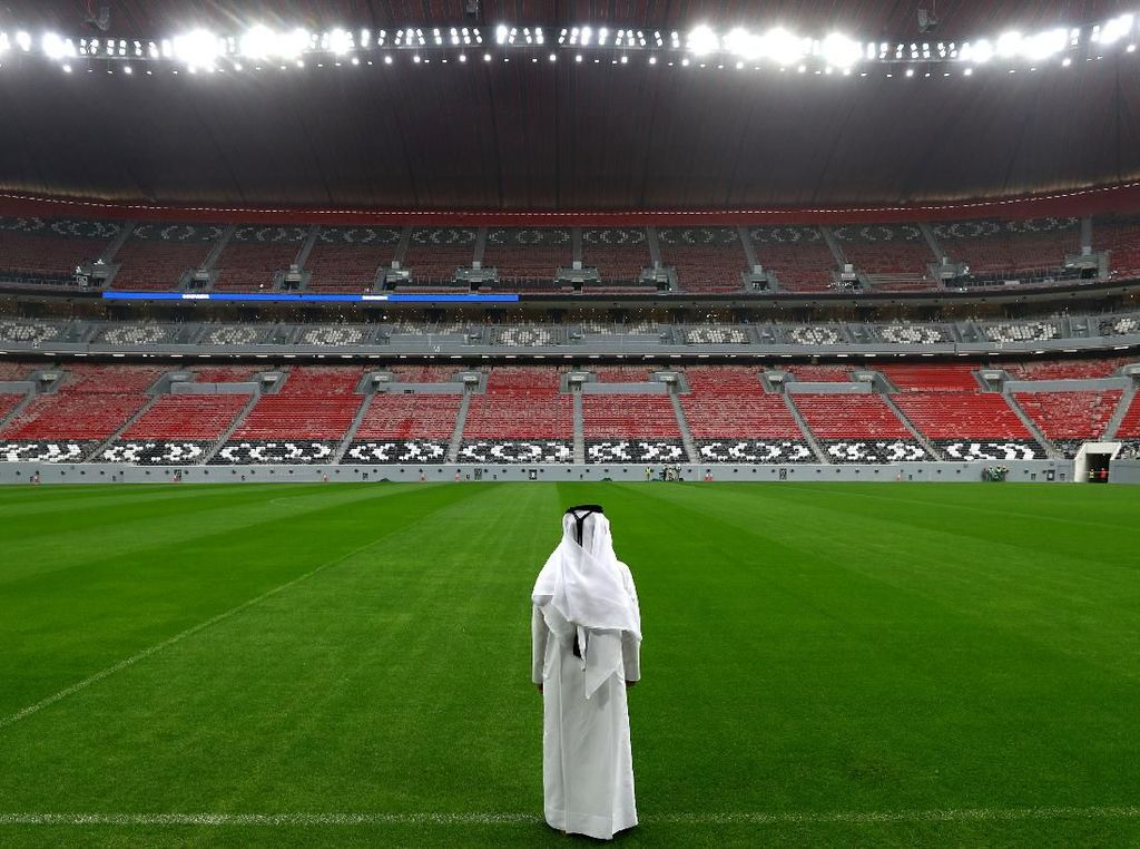 Virus Corona Merebak, Bagaimana Persiapan Piala Dunia 2022?