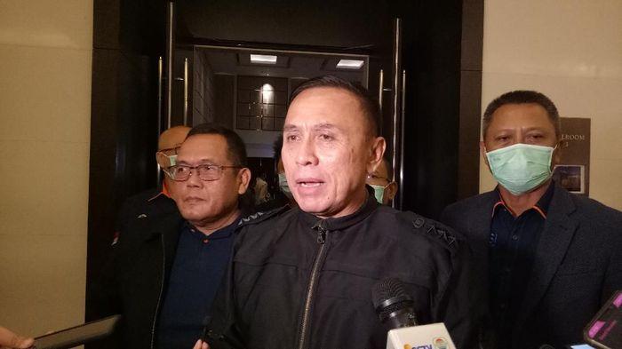 Ketua umum PSSI Mochammad Iriawan
