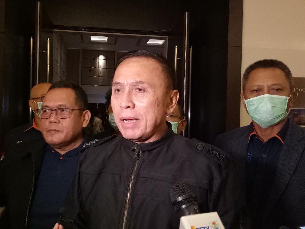 Ketum PSSI Angkat Dua Pensiunan TNI Jadi Staf Khusus