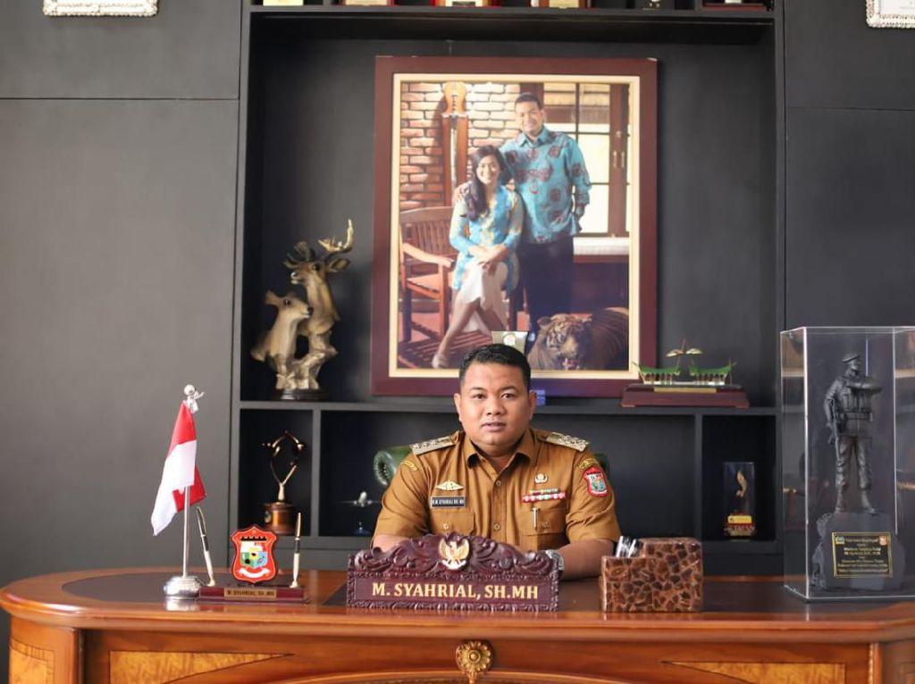 Walkot Tanjungbalai Penyuap Penyidik KPK Punya Harta Rp 11,6 Miliar
