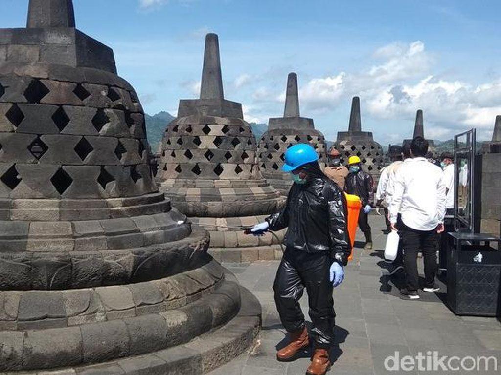 Candi Borobudur Akan Tutup Lebih Lama