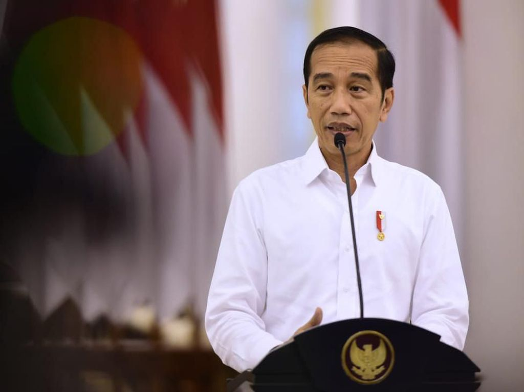 Ucapkan Selamat Hari Raya Nyepi, Jokowi: Semoga Pandemi Ini Segera Berlalu