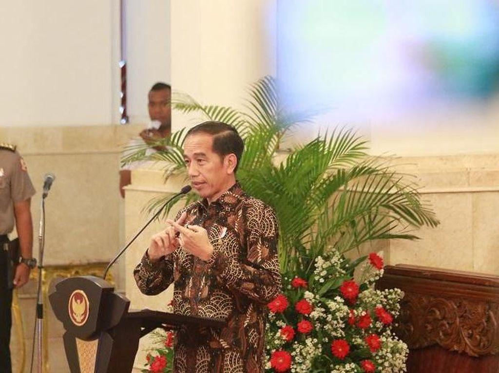 Jokowi Beberkan Rekonstruksi Pascagempa Lombok Mandek