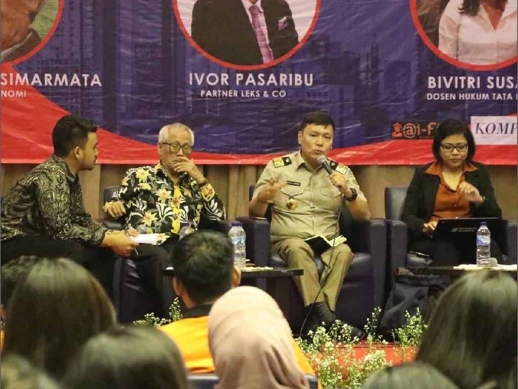 Wamen ATR Bicara Omnibus Law ke Milenial: Keluar dari Business As Usual