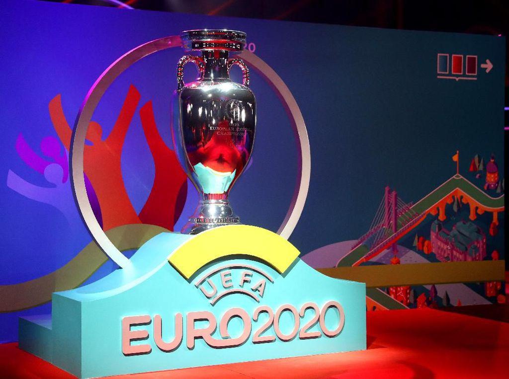 Resmi! Piala Eropa 2020 Ditunda Hingga 2021