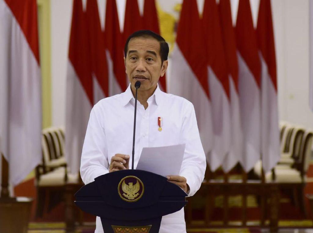 Gatot Gaungkan Salat Jemaah, Istana Bicara Lagi Pesan Jokowi Cegah Corona