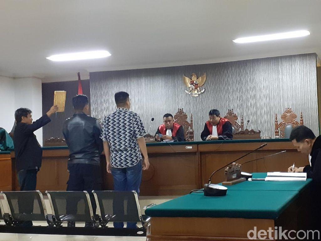 Eks Kasat Brimob Polda Sulsel Jadi Saksi Kasus Penipuan Mantan Bawahan
