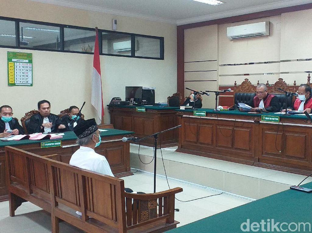 Korupsi Rp 10,8 M, Mantan Bupati Trenggalek Divonis 4 Tahun 6 Bulan Penjara