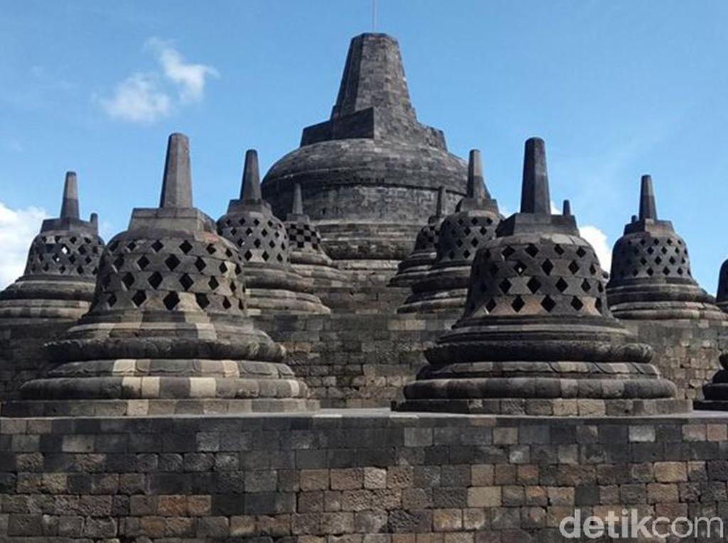 Perayaan Waisak di Candi Borobudur Tahun Ini Ditiadakan