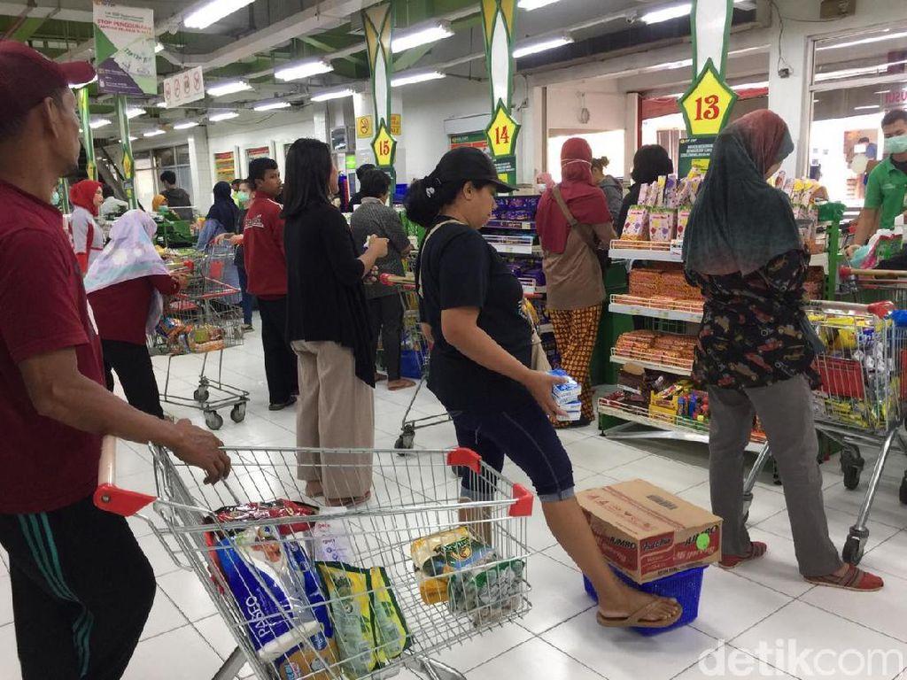 Pembelian Sembako Dibatasi, Pengusaha: Kita Tak Kekurangan Barang