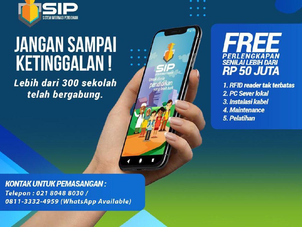 SIP Online Hadirkan Fitur Menarik Bantu Anak Belajar dari Rumah
