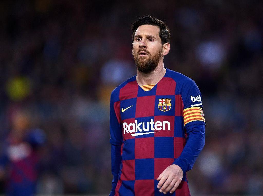 Daftar Pemain Paling Bernilai Saat Ini, Messi Nomor 8