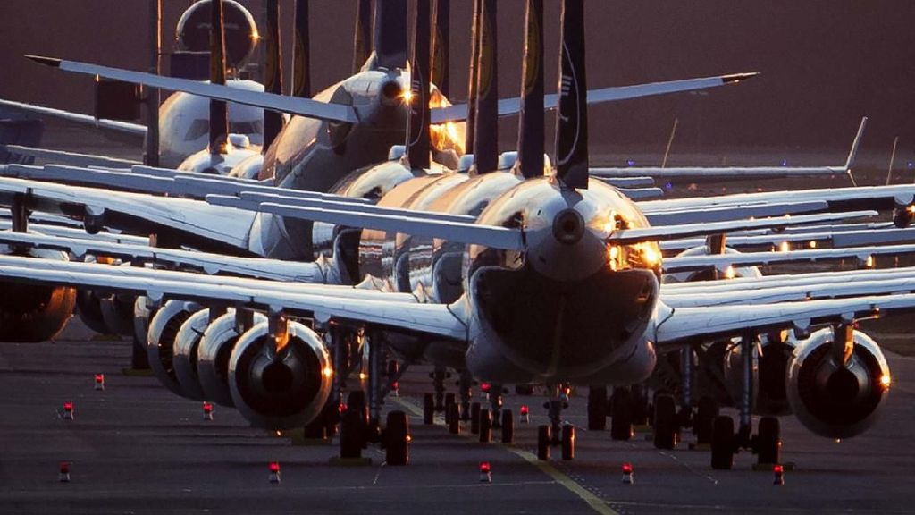 Corona Hajar Bisnis Lufthansa