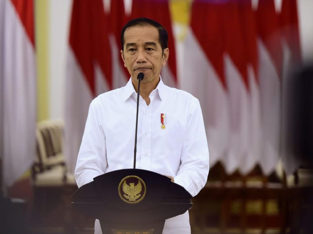 Jokowi Soroti Puncak Bogor Makin Ramai di Tengah Pandemi Corona