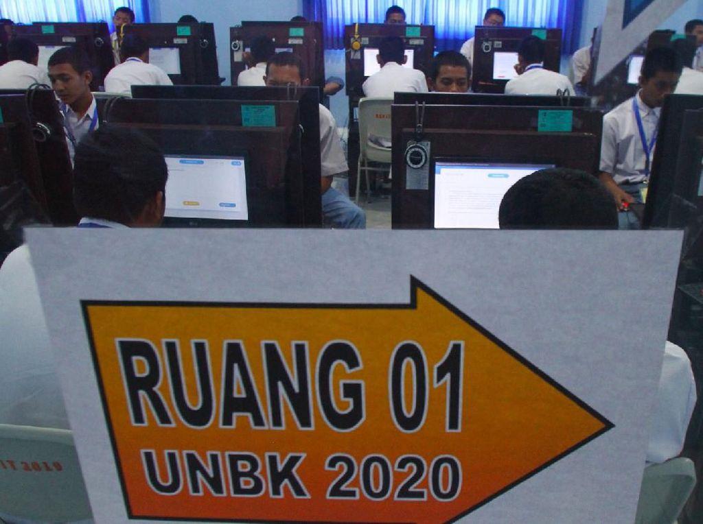 UN 2020 Batal untuk SMA, Sudah Kelar 47% untuk SMK