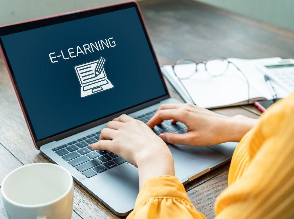 Belajar Online Selama Wabah Corona, Gimana Caranya?