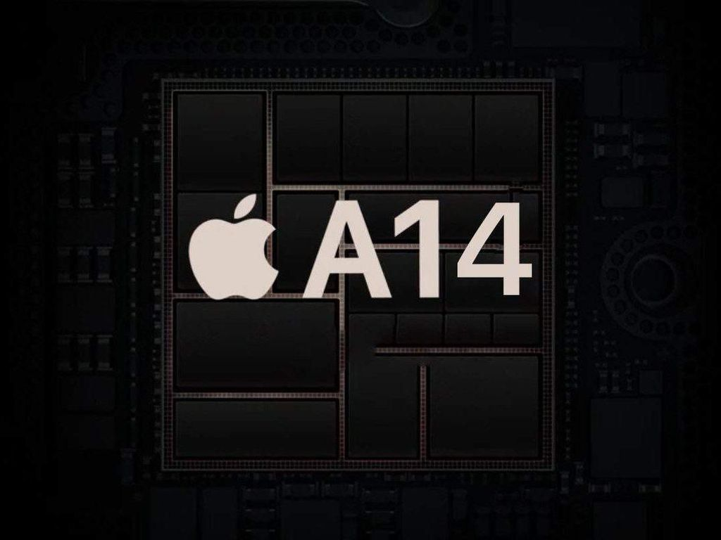 Chipset Apple A14 Bionic Libas Snapdragon 865