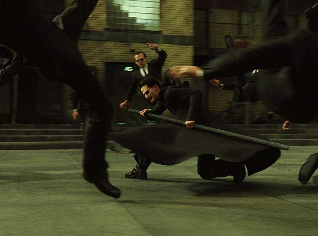 Syuting The Matrix 4 di Jerman Ditunda