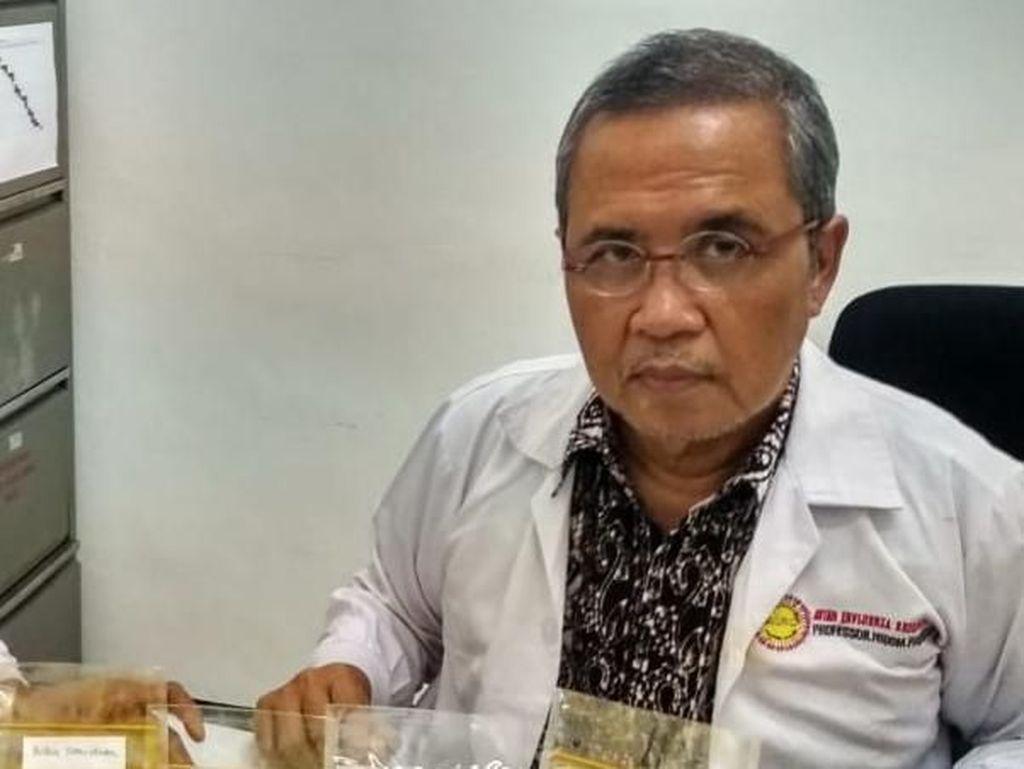 Prof Nidom Sebut Varian Corona Eek Mutasi dari B117 dan Lebih Ganas