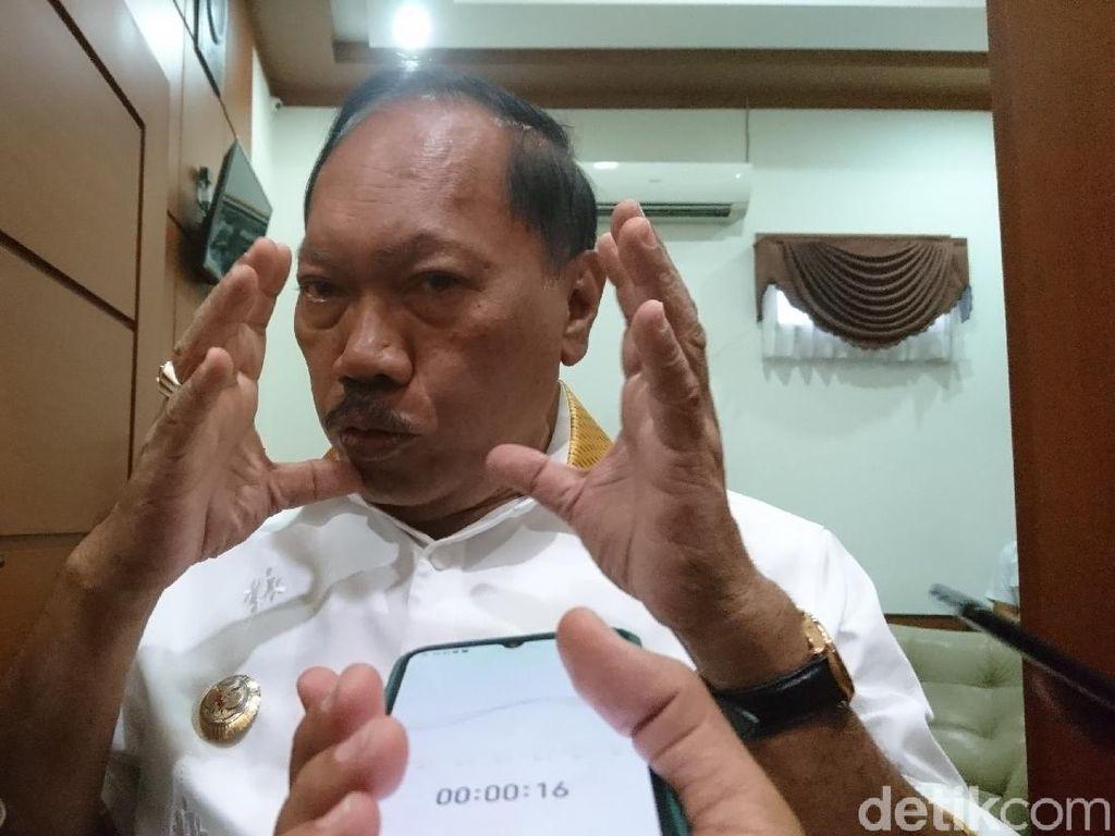 Cegah Corona, Wali Kota Cilegon Instruksikan Tempat Hiburan-CFD Tutup