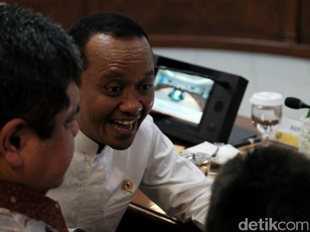 Bicara Investasi Mangkrak Rp 708 T, Bahlil Singgung Tawaf di Kementerian