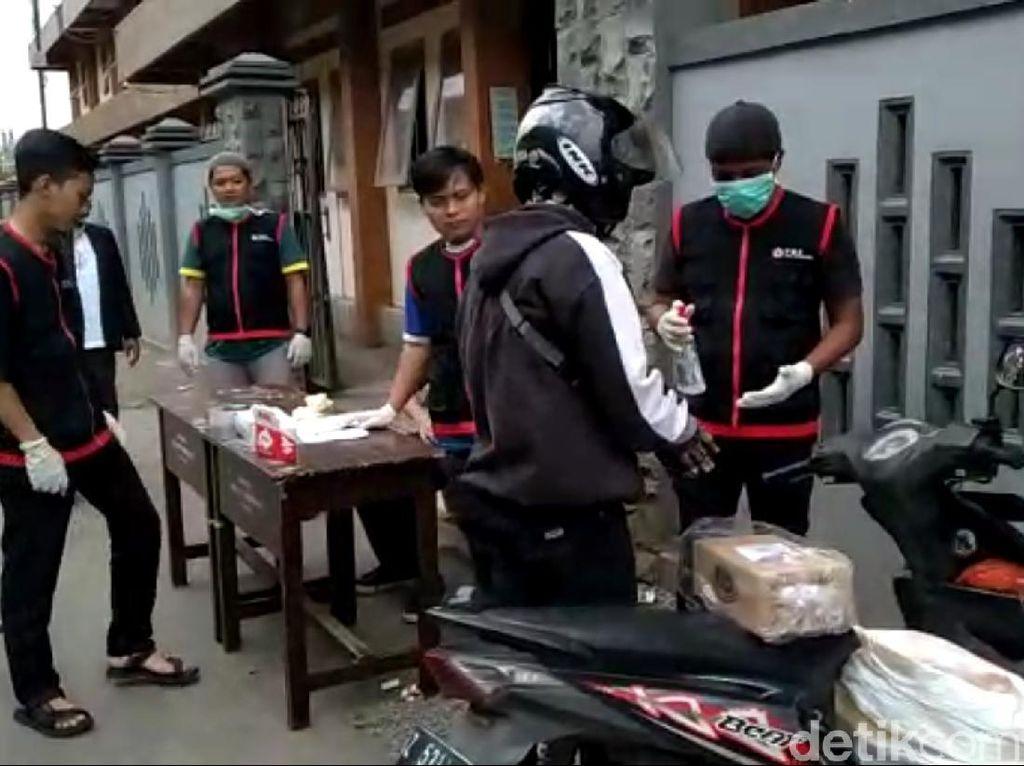 Pandemi Corona, Pesantren Tasikmalaya Tak Diliburkan