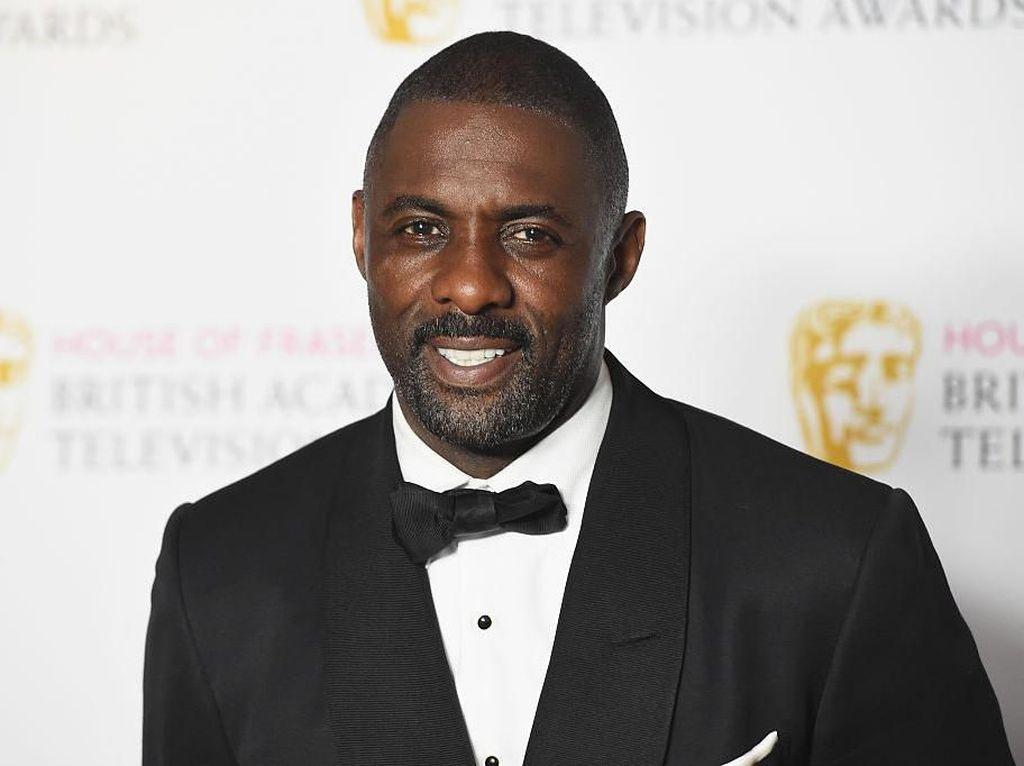 Idris Elba Akan Terbitkan Buku Anak-anak di 2022