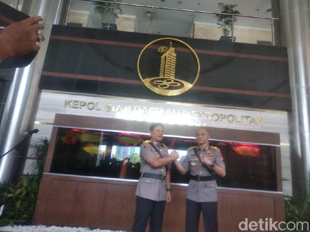 Jadi Wakapolda Metro Jaya, Ini Janji Brigjen Hendro Agar Jakarta Aman