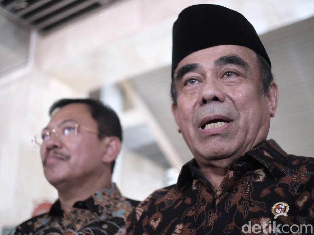 Menag Ajak Umat Islam Salat Gaib untuk Almarhumah Ibunda Jokowi
