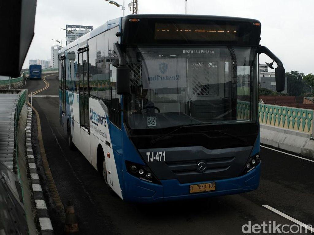 Dirut TransJakarta: Karyawan Meninggal karena COVID 14 Orang