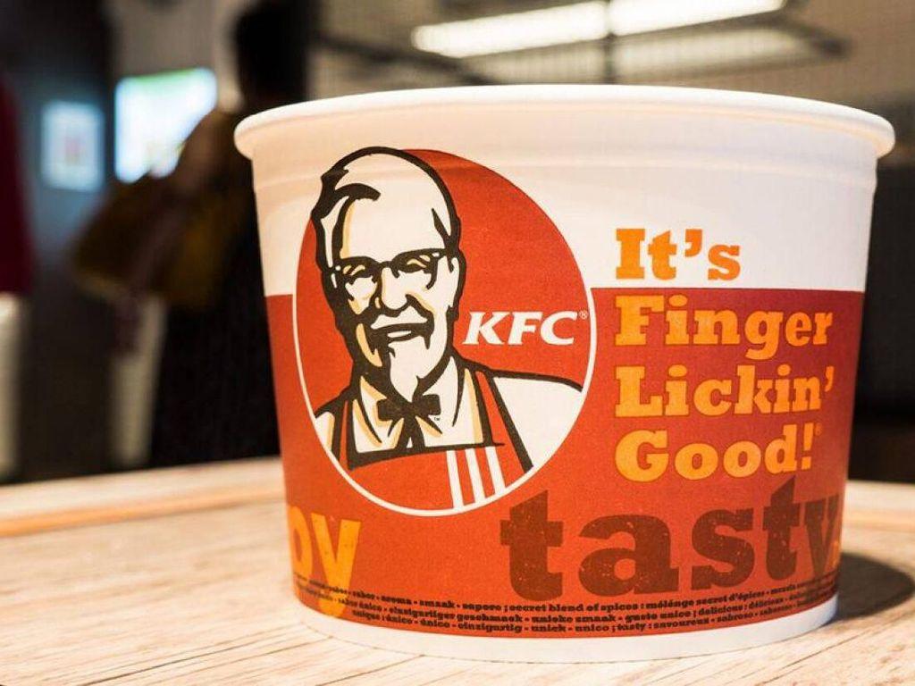 Kasus Corona Masih Melonjak, KFC Florida Tak Lagi Layani Dine In