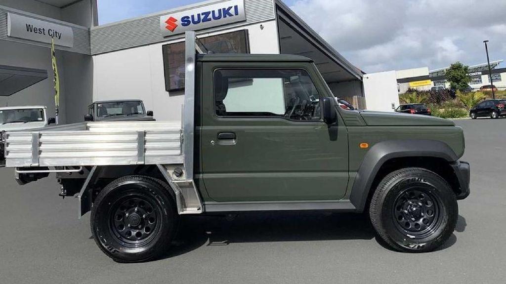 Ini Dia, Suzuki Jimny Versi Pick-Up Seharga Rp 343 Juta