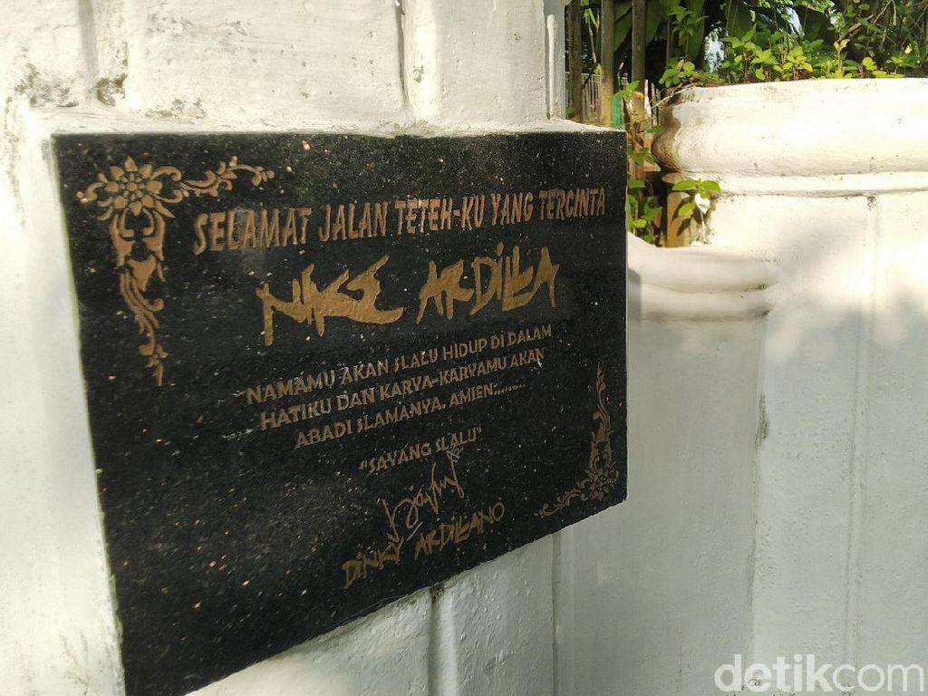 Gegara Corona, Haul 25 Tahun Nike Ardilla di Ciamis Ditunda