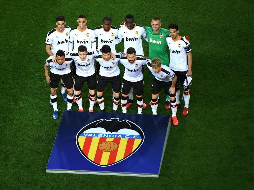 Setelah Atletico, Gantian Valencia Umumkan Kasus COVID-19