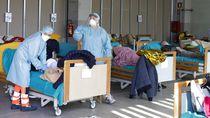 Dilema Saat Pandemi Corona, Dokter di Spanyol Prioritaskan Pasien Muda