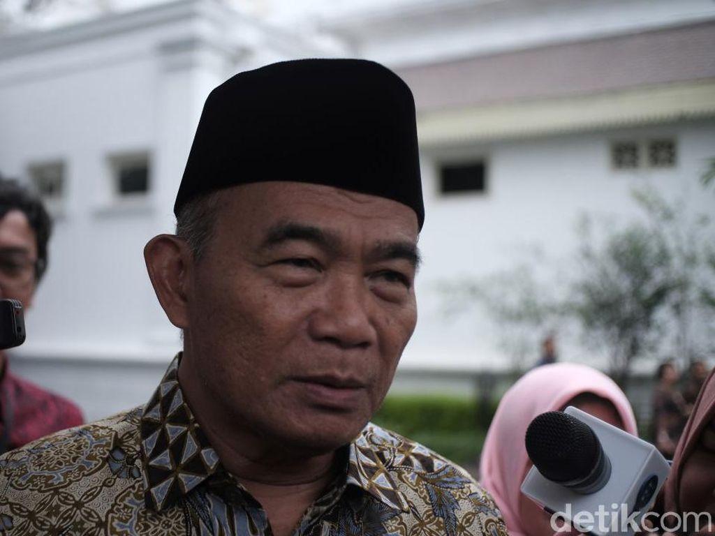 Sekolah di Zona Kuning Corona Dibuka, Muhadjir Ungkap Arahan Jokowi