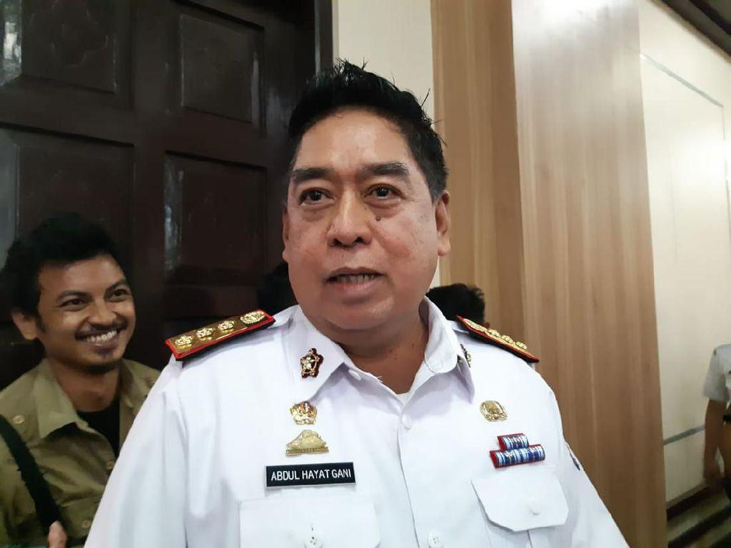 Kena DBD, Sekda Sulsel Dirawat di RS Wahidin Makassar