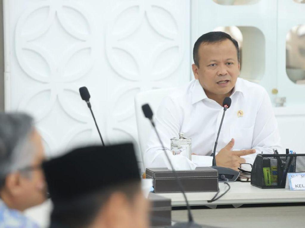Darurat Corona, Edhy Prabowo Usul Paket Stimulus Sektor Perikanan
